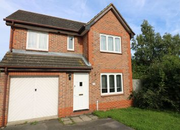 Thumbnail 4 bed detached house to rent in New Rectory Lane, Kingsnorth, Ashford