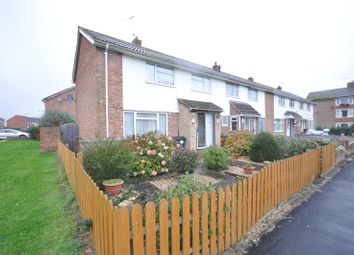 Thumbnail 3 bedroom end terrace house for sale in Whitbourne Avenue, Park North, Swindon, Wiltshire