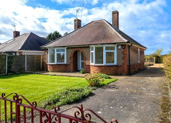 Thumbnail 3 bed detached bungalow for sale in Lincoln Road, Dorrington, Lincoln, Lincolnshire