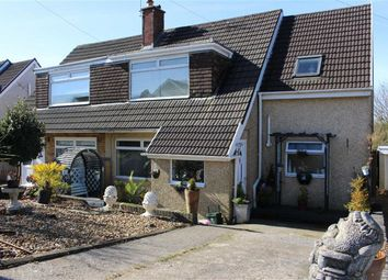 Thumbnail 4 bed semi-detached house for sale in Y Gorlan, Dunvant, Swansea