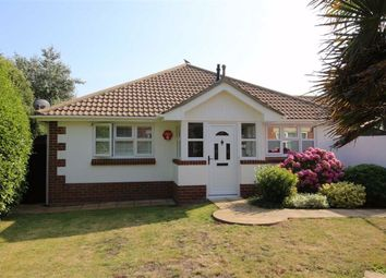 Thumbnail 2 bed detached bungalow for sale in Barton Wood Road, Barton On Sea, New Milton