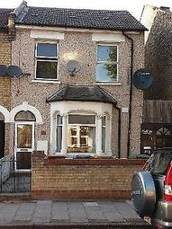 Thumbnail 3 bed flat to rent in Derby Road, London