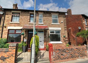 Mill Lane, Stockport SK5. 2 bed semi-detached house