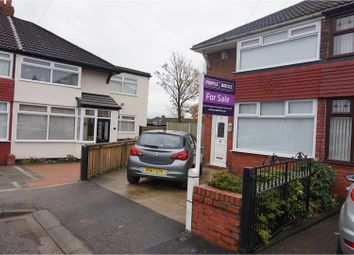 Thumbnail 2 bed end terrace house for sale in Honiston Avenue, Prescot
