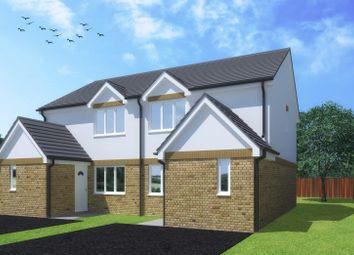 Thumbnail 3 bed semi-detached house for sale in Balgray Road, Lesmahagow, Lanark