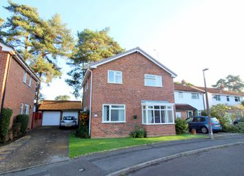 Thumbnail 3 bedroom detached house for sale in Grebe Close, Upton, Poole