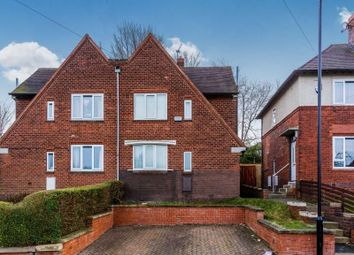 Thumbnail 3 bedroom terraced house for sale in Masters Crescent, Sheffield