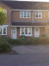 Thumbnail 2 bed terraced house to rent in Silvermere Drive, Ryton