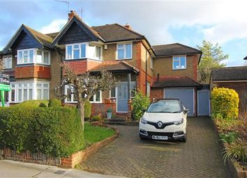 Thumbnail 4 bed semi-detached house for sale in Crest Road, South Croydon
