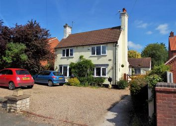 Thumbnail 4 bed detached house for sale in New Hill, Walesby, Nottinghamshire