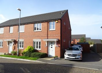 Thumbnail 3 bed semi-detached house for sale in Coronet Drive, Ibstock, Leicestershire