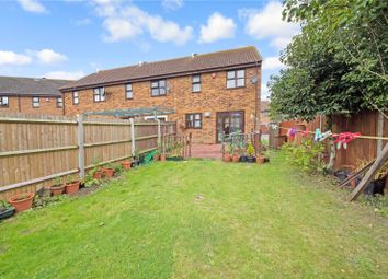 Thumbnail 3 bed end terrace house for sale in Heritage Drive, Gillingham, Kent