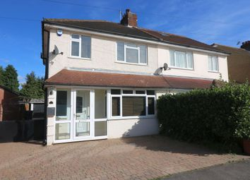 Thumbnail 3 bed semi-detached house to rent in Hythefield Avenue, Egham