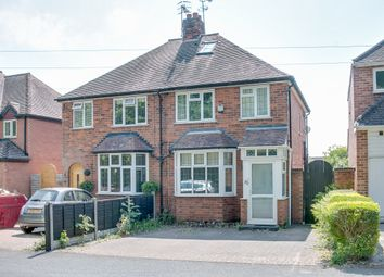 Thumbnail 3 bed semi-detached house for sale in Watery Lane, Lodge Park, Redditch