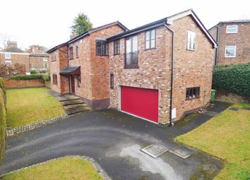 Thumbnail 4 bed detached house for sale in Blakelow Road, Macclesfield