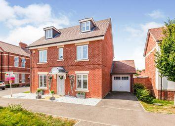 Reid Crescent, Hellingly, Hailsham BN27. 5 bed detached house for sale