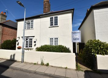 2 bed semi-detached house for sale in King Street, Maldon CM9