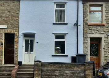 Thumbnail 2 bed terraced house for sale in Rose Heyworth Road, Abertillery, Gwent