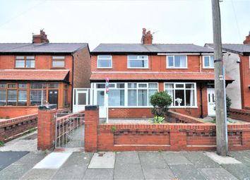 Thumbnail 2 bed semi-detached house for sale in Sawley Avenue, South Shore, Blackpool, Lancashire