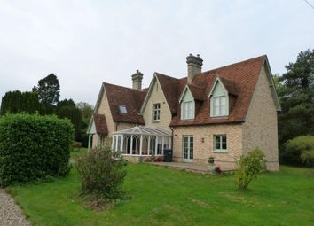Thumbnail 4 bedroom detached house to rent in Lemsford Village, Welwyn, Hertfordshire