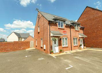 Thumbnail 2 bedroom semi-detached house for sale in Cotts Field, Haddenham, Aylesbury