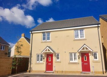 Thumbnail 2 bedroom semi-detached house for sale in Clos Y Doc, The Links, Llanelli
