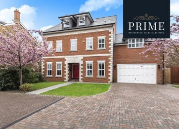 Thumbnail 6 bed detached house for sale in Ellesmere Place, Walton-On-Thames