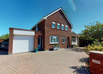 Thumbnail 4 bed detached house for sale in Colvin Close, Exmouth, Devon