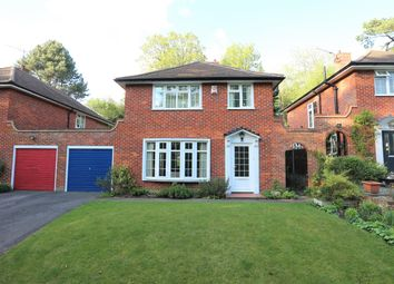 Thumbnail 3 bed detached house to rent in Lubbock Road, Chislehurst