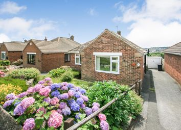 Thumbnail 3 bed bungalow for sale in Holmesdale Close, Dronfield, Derbyshire