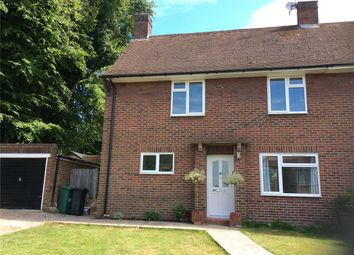 Thumbnail 3 bedroom semi-detached house to rent in Garden Close, Banstead, Surrey