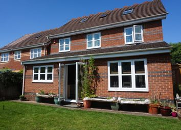 Thumbnail 5 bed detached house for sale in Squires Copse, Swindon