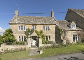 Thumbnail 5 bedroom equestrian property for sale in Great Rissington, Cheltenham, Gloucestershire