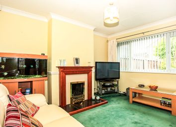 Thumbnail 3 bedroom semi-detached house for sale in Lawson Avenue, Stanground, Peterborough