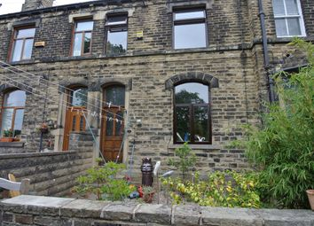 Thumbnail 2 bed terraced house to rent in Spa Terrace, Fenay Bridge, Huddersfield