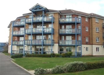 Thumbnail 2 bed flat to rent in Quayside Road, Southampton