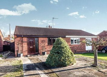 Thumbnail 1 bed bungalow to rent in Sycamore Close, Nafferton, Driffield