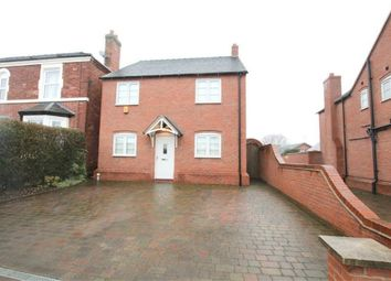 Thumbnail 4 bed detached house to rent in Main Street, Alrewas, Burton-On-Trent, Staffordshire