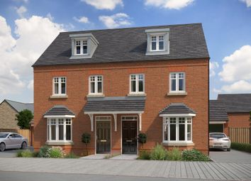 "Thumbnail 3 bed semi-detached house for sale in ""Kennett"" at Bush Heath Lane, Harbury, Leamington Spa"