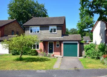 Thumbnail 4 bed detached house for sale in Nightingale Close, Farnborough
