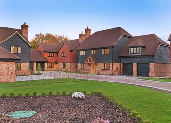 Thumbnail 5 bed detached house for sale in High Oaks, Newington, Kent