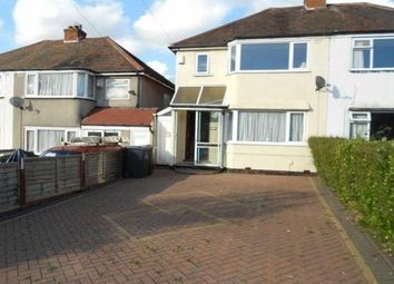 3 bed semi-detached house to rent in Pierce Avenue, Solihull B92
