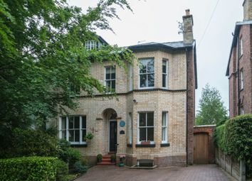 Thumbnail 5 bed semi-detached house for sale in Grange Road, Bowdon, Altrincham