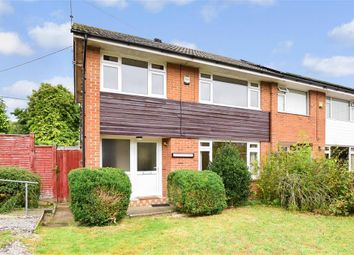 Thumbnail 3 bed semi-detached house for sale in Whitepit Lane, Newport, Isle Of Wight