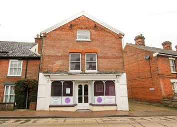 Thumbnail 1 bedroom flat to rent in Oak Street, Fakenham, Norfolk.