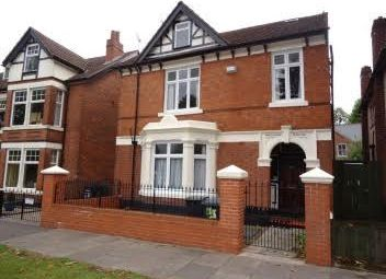 Thumbnail 4 bedroom shared accommodation to rent in Park Road East, Wolverhampton