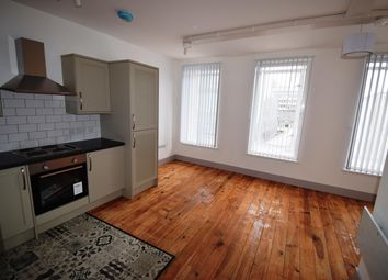 Thumbnail 1 bed flat to rent in Market Street, Newport