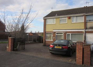 Thumbnail 4 bed semi-detached house to rent in Alvaston Street, Alvaston