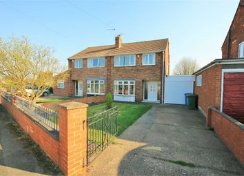 Thumbnail 3 bed semi-detached house for sale in Melbourne Street, Mansfield Woodhouse, Mansfield, Nottinghamshire