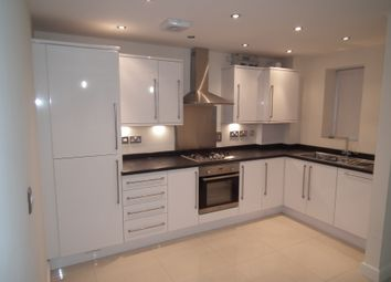 Thumbnail 2 bed flat to rent in White Hart Lane, Caerleon